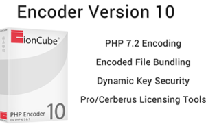 ionCube PHP Encoder v10.2 cracked
